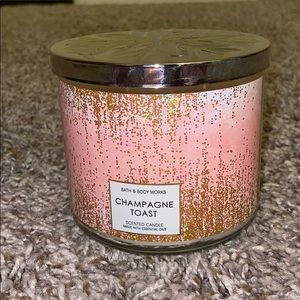 Bath & Body Works Candle - Champagne Toast